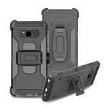 Harga Case Untuk Samsung Galaxy Note 8 Hybrid Combo Body Armor Defender Shockproof Cover Protector Dengan Belt Clip Holster Dan Kickstand Heavy Duty Case Hitam Moonmini Tiongkok