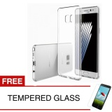 Harga Case For Samsung Galaxy Note Fe Fan Edition Clear Gratis Tempered Glass Ultra Thin Soft Case Softcase Online