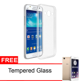 Beli Case For Samsung J7 2016 Softcase Ultrathin Clear Gratis Tempered Glass Pake Kartu Kredit
