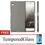 Beli Case For Sony Xperia Z2 D6502 5 2 Abu Abu Gratis Tempered Glass Ultra Thin Soft Case Seken