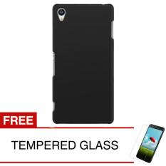 Review Toko Case For Sony Xperia Z4 5 2 Slim Black Matte Hardcase Gratis Tempered Glass Online