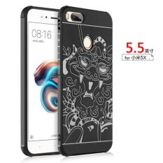 Jual Case For Xiaomi Mi A1 Mi 5X Cocose Dragon Shockproof Black Satu Set