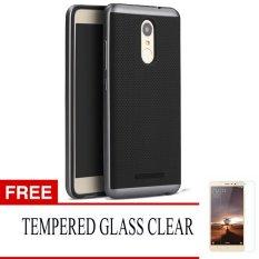 Case For Xiaomi Redmi Note 3 Neo Hybrid Series Biru Navi Gratis Tempered Glass Diskon Dki Jakarta