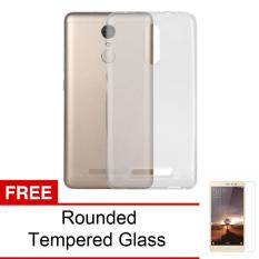 Case For Xiaomi Redmi Note 3 Pro / Redmi Note 3 Ultrahin Air Case Series - Clear + Free Tempered Glass
