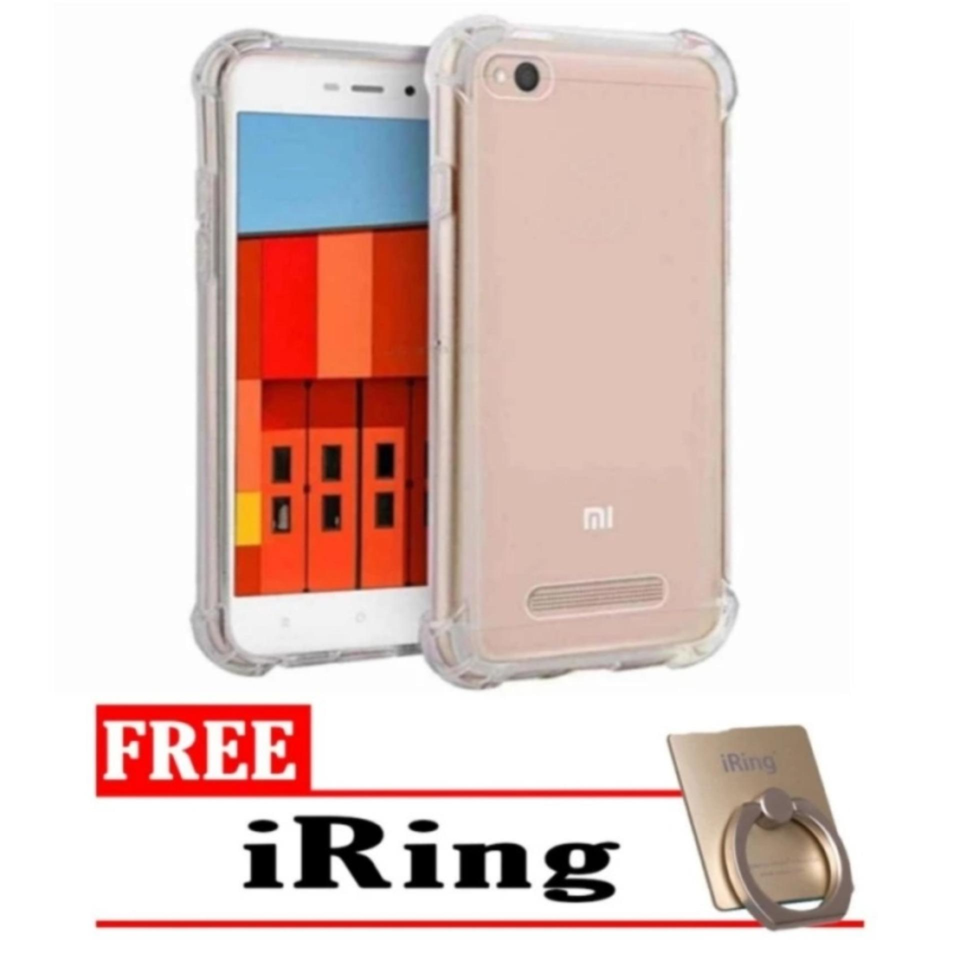 Case for Xiaomi Xioami Xiomi Redmi 4A Anti Crack / Anti Pecah /