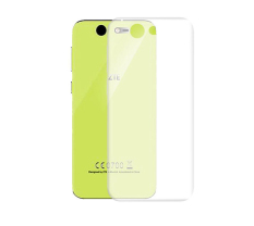 Case For ZTE BLADE S7 Pudding Soft sell TPU - Clear Tranparan
