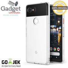 Case Google Pixel 2 XL - Original Ringke Rearth Fusion - Clear
