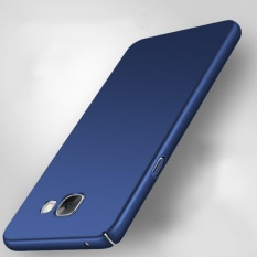 Case Hard Frosted PC Back Cover 360 Full Protection Housing For Samsung Galaxy A5 2017 - Blue