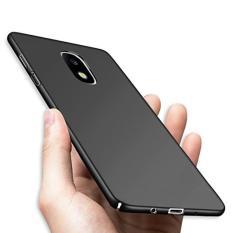 Case Hard Matte Rubberised Back Cover for Samsung Galaxy J7 Pro – Black