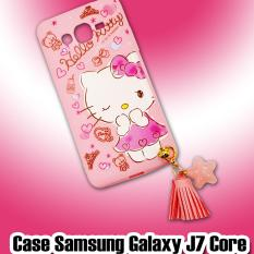 Case Hello Kitty Pink New For Samsung Galaxy J7 Core - 2