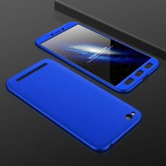 Case Ipaky 360 Xioami / Xiomi / Xiaomi Redmi 5A  Full Cover Armor Baby Skin Hard Case Hitam Merah Navy Premium