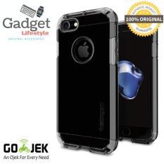 Case iPhone 7 / 8 - Original Spigen Tough Armor - Jet Black