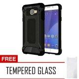 Toko Case Iron Tough Armor Carbon For Samsung Galaxy J7 Prime Series Hitam Free Tempered Glass Termurah Dki Jakarta