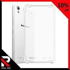 Case Lenovo A6000 Case Anti Crack  Anti Shock Softcase Ultrathin Clear TPU di lapak RealACC real_acc