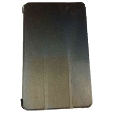 Case Lenovo S5000 Smartcover / Leather Case / Book Cover / Sarung Tablet / Dompet Tablet - Hitam