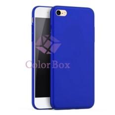 Case Mate Anti Fingerprint Hybrid Case Baby Skin Apple iPhone 5 Baby Soft Iphone Babby Skin iPhone 5s Hardcase Apple iPhone 5G/ casing iPhone 5 Casing iPhone5 - Blue