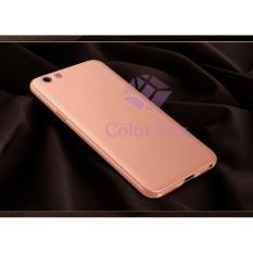 Case Mate Anti Fingerprint Hybrid Case Baby Skin Oppo F1s Baby Soft Babby Skin Oppo A59 Hardcase Oppo A59 / casing Oppo A59 Oppo f1s - Gold