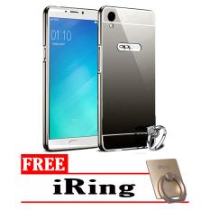Case For Samsung Galaxy Grand Neo Aluminium Bumper With Mirror Source · Case Mirror Aluminium Bumper For Oppo F1 iRing Black