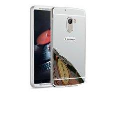 Spesifikasi Case Mirror Backcase Metal Bumper For Lenovo K4 Note Silver Dan Harganya