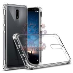 Case Nokia 6 Ultrathin Anti Crack Luxury Softcase Anti Jamur Air Case 0.3mm / Silicone Nokia 6 / Soft Case / Silikon Anti Crack / Case Jelly Nokia 6 / Case Anti shock / Ultrathin Anti crack - Transparant