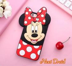 Case Oppo Neo 7 A33 A1603 Minnie Mickey Mouse Soft Silikon Slim Cover