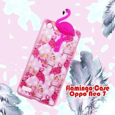 Case Oppo Neo 7 Flamingo