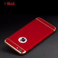 Viking Premium 3 IN 1 Hardcase Iphone 6/6S - Red