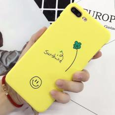 Case Premium Hardcase iPhone 6/6s Sunshine - Yellow