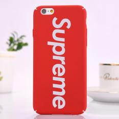 Viking Premium Hardcase Iphone6/6s - Supreme - Merah