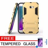 Ulasan Case Samsung Galaxy A5 2017 Sm A520 Transformer Robot Casing Iron Man Gold Free Tempered Glass
