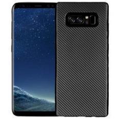Case Samsung Galaxy Note 8 (6.3 Inch) - Soft Case Super Slim Case Carbon