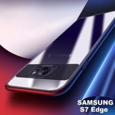 Case Samsung S7 Edge Fuze Auto Focus Transparan Casing Premium