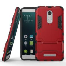 Case Silicone TPU Case For Xiaomi Redmi Note 3 Pro  - Merah