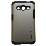 Iklan Case Slim Armor For Samsung Galaxy Core 2 G355H Abu Abu