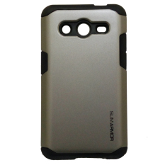 Jual Case Slim Armor For Samsung Galaxy Core 2 G355H Abu Abu Case Asli