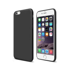 Case Slim Black Matte iPhone 6 Softcase Baby Skin
