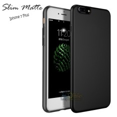 Case Slim Black Matte Iphone 7 Plus 5,5
