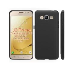 Case Slim Black Matte Samsung Galaxy J2 Prime Softcase Baby Skin