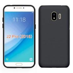 Case Slim Black Matte Samsung Galaxy J2 Pro 2018 Baby Skin Softcase Ultra Thin Jelly Silikon Babysk