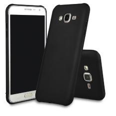 Case Slim Black Matte Samsung Galaxy J7 2015 Baby Skin Softcase Ultra Thin Jelly Silikon Babyskin  - Black