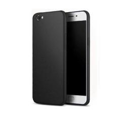 Case Slim Black Matte Vivo Y53 Softcase Baby Skin