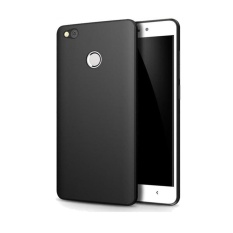 Case Slim Black Matte Xiaomi Redmi 4X Softcase Black