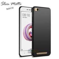 Case Slim Black Matte Xiaomi Redmi 5A Baby Skin Softcase Ultra Thin Jelly Silikon Babyskin