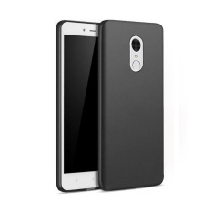 Case Slim Black Matte Xiaomi Redmi Note 4 / Redmi Note 4X Softcase Black