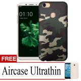 Harga Case Softcase New Arrival Army Evolution For Oppo F5 New Free Ultrathin Green Army