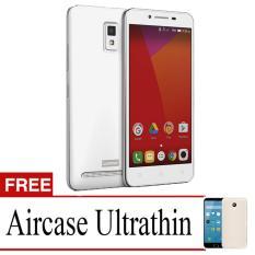 Case Softcase Ultrathin For Lenovo A6600 + Free Ultrathin - WhiteIDR31500. Rp