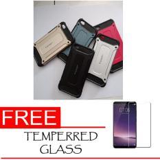 Case spigen Iron Man For Xiaomi Redmi 5A Air Cushion Tecknologi Soft Back Cover RANDOM - Free Temperred Glass