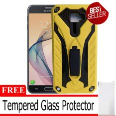 Jual Case Transformer Super For Samsung Galaxy J5 Prime Free Temperedglass Gold Online