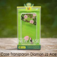 Case Transparan Diamond for Samsung