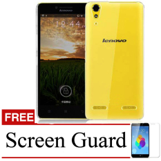 Harga Termurah Case Ultrathin For Lenovo A6000 Aircase Clear Gratis Screen Guard